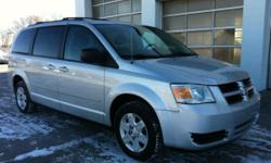2008 DODGE GRAND CARAVAN SE - STOW AND GO - 1 OWNER