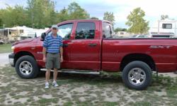 2008 Dodge Power Ram 1500 tonneau cover, s.s.dual exhaust Pic...