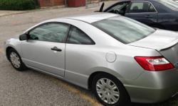 2008 Honda Civic DX Coupe AC/Power Window