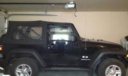 2008 Jeep Wrangler X for sale