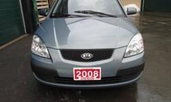 2008 Kia RIO LX