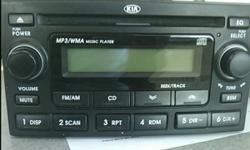 2008 Kia Sorento Factory Radio