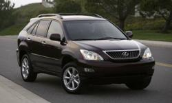 2008 Lexus RX350 only 53,000km!! PERFECT CONDITION, Barely used!!