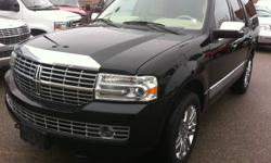 2008 Lincoln Navigator SUV
