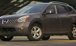 2008 Nissan Rogue SL FWD, Original Owner and Low KM!!!