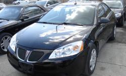 2008 Pontiac G6 Sedan...Loaded...Saftied