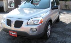2008 Pontiac Montana FWD Minivan with DVD ENTERTAINMENT