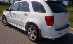 2008 PONTIAC TORRENT GXP ALL WHEEL DRIVE LOADED