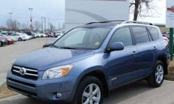 2008 Toyota RAV4 Limited for