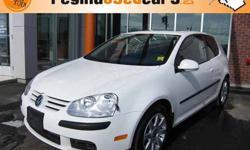 2008 Volkswagen Rabbit Trendline for