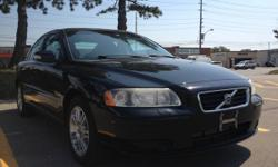 2008 VOLVO S60T NO ACCIDENT, CERTIFIED