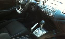 2009 Honda Civic Sport Sedan, EXCELLENT CONDITION