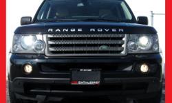 2009 LAND ROVER RANGE ROVER SPORT HSE+LOADED+WARR