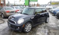 2009 MINI Cooper S SPORTS PACKAGE/PANO ROOF/6 SPEED/ALLOYS Hatchback