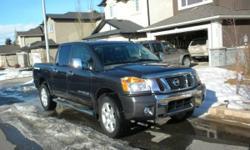 2009 Nissan Titan LE Pickup Truck