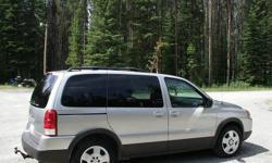 2009 Pontiac Montana Minivan