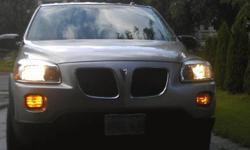 2009 Pontiac Montana SV6// Low Mileage/ Excellent Condition