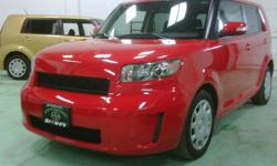 2009 Scion xB Special Release Series 6.0 Absolutely Red Sedan