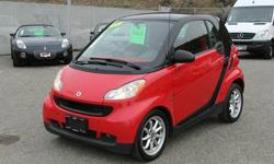 / 2009 Smart Fortwo PASSION-with HEATED SEATS /