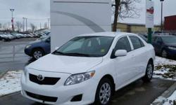 2009 Toyota Corolla CE ENHANCED CONVENIENCE PACKAGE for