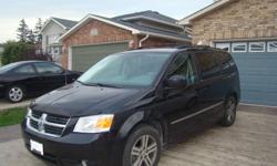 2010 Dodge Caravan SXT Minivan (EXTENDED WARRANTY to 120,000