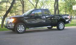 2010 ford f150 4x4 ex cab