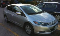 2010 Honda Insight LX, one owner with Extended Warranty