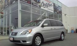 2010 Honda Odyssey EX-L Van Passenger