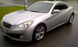 2010 Hyundai Genesis Coupe 2.0 T premium Coupe