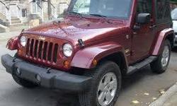 2010 Jeep Wrangler - 2 Door