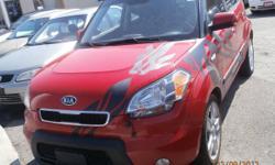 2010 KIA SOUL H/B SUV