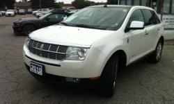 2010 Lincoln MKX AWD, NAV, MEMORY SEATING, LUXURY