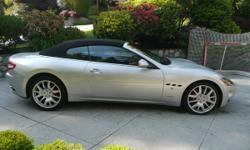 2010 Maserati Convertible