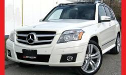 2010 Mercedes-Benz GLK350 NAVI+SPORT+ MB WARRANTY