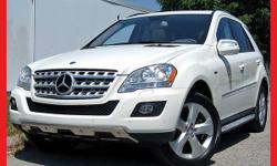 2010 Mercedes-Benz ML350 BLUETEC + NAVI + MB WARRANTY ~ DEISEL !