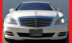 2010 Mercedes-Benz S-Class S450 4MATIC+BAL OF FACTORY WARR