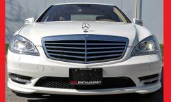 2010 Mercedes-Benz S-Class S450 AMG PKG+BAL OF FACTORY WARR