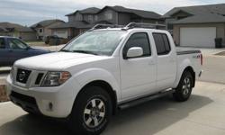 2010 Nissan Frontier Crew Cab PRO-4X Pickup Truck