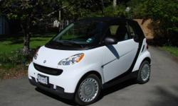 2010 Smart - Extremely Cheap on Gas, Under Warranty until 2014