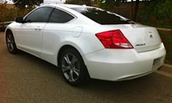 2011 Honda Accord EXL Coupe - Lease Takeover