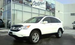 2011 Honda CR-V EX AWD honda Certified