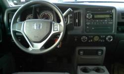 2011 Honda Ridgeline RTL w/ running board