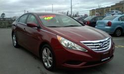 2011 Hyundai Sonata GL-With Alloys ONLY 328 A MONTH TAX IN