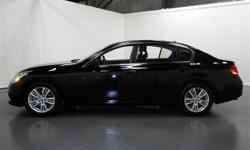 2011 Infiniti G25x AWD Premium Sedan+I'll give you