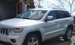 2011 Jeep Grand Cherokee Limited!