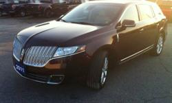 2011 Lincoln MKT Elite Package AWD TURBO LUXURIOUS/LOADED!