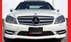 2011 Mercedes-Benz C350 4matic AMG Sport+Navi+Warr