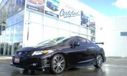2012 Honda Civic SIi - HFP!! Coupe