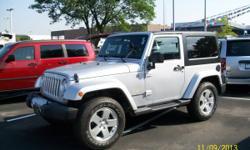 2012 Jeep Wrangler Sahara 2 door