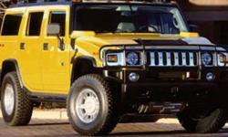 2005 Hummer H2 SVCE JAN 2